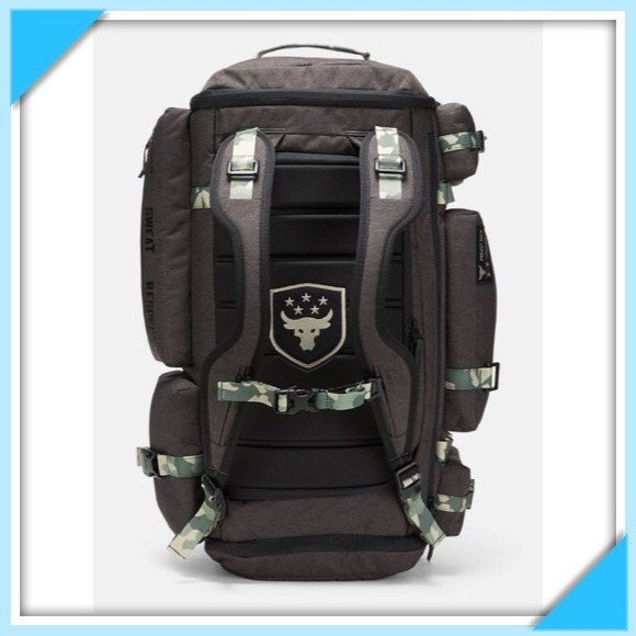 494d11d39c Under Armour USDNA Project Rock Range Duffel Bag